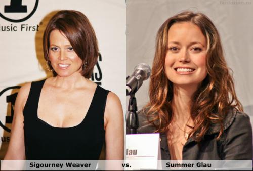 Сигурни Уивер Саммер Глау Sigourney Weaver vs Summer Glau.jpg