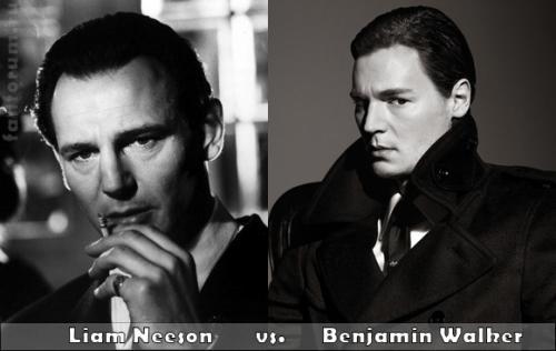 Liam Neeson vs. Benjamin Walker. Лиам Нисон и Бенджамин Уокер.jpg