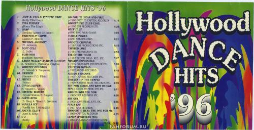Hollywood Dance Hits 96.jpg