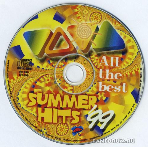 Summer Hits 99 All The Best CD.jpg