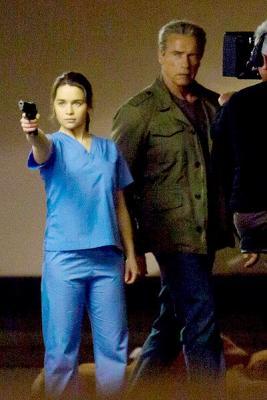 Terminator 5 - Emilia Clarke. Arnold Schwarzenegger . Jai Courtney - 01.jpg