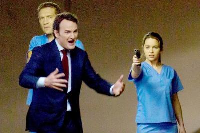 Terminator 5 - Emilia Clarke. Arnold Schwarzenegger . Jai Courtney - 03.jpg