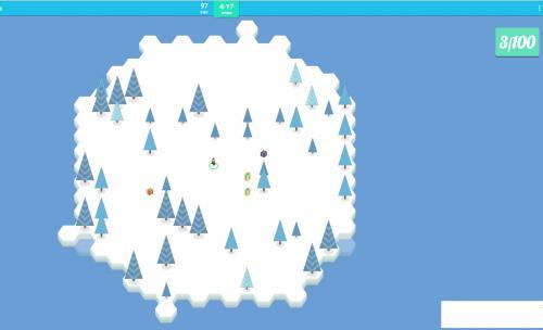 Радар Санта-Клауса Снежная перестрелка - 01.jpg