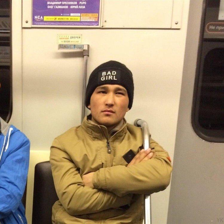 Bad Girl Boy московское метро