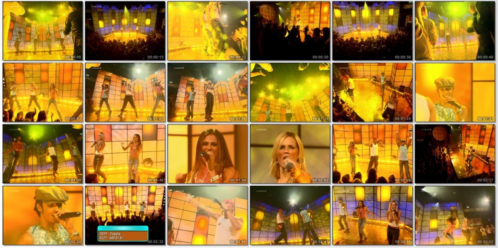 A * TEENS - Floorfillertotp (live at Top Of The Pops 2003) totp