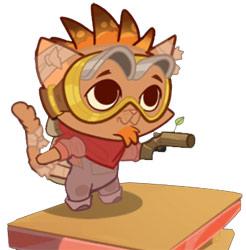 AFK Cats Кира герой Kira