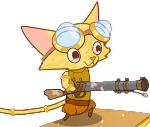 AFK Cats Oscar Оскар герой