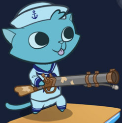 AFK Cats Scratchers герой