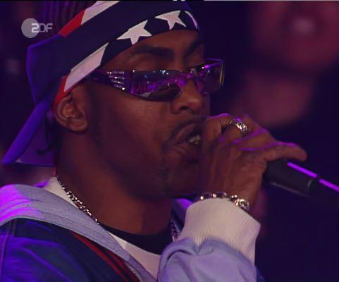 """COOLIO - Gangsta's Paradise Выступление на ZDF шоу """"Sound der 90er"""", 17.06 2004"""