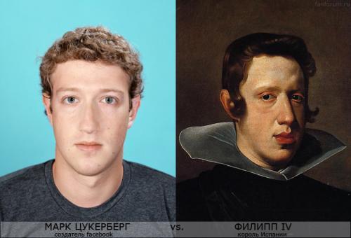 Марк Цукерберг и Филип 4 Mark Zuckerberg vs Felipe IV.jpg