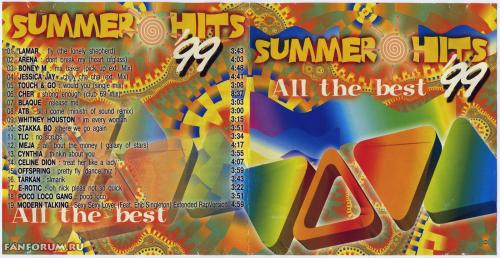Summer Hits 99 All The Best CD cover.jpg