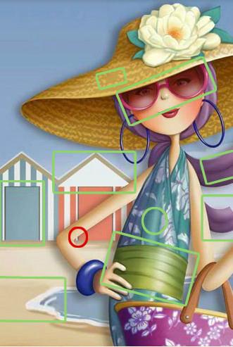 5 отличий онлайн картинка дама на пляже в шляпе ответ.jpg