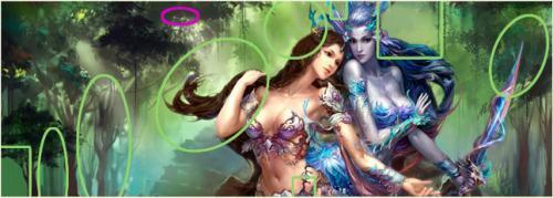 5 отличий онлайн эльфы феи ответ свет листья.jpg