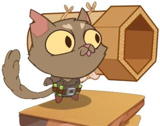 AFK Cats Electric Claw герой Электро коготь